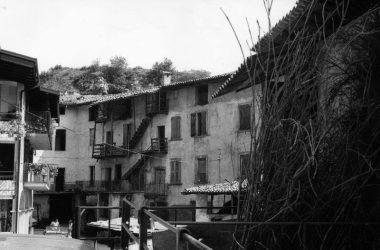 Vecchie case di Costa Volpino
