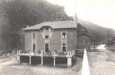 Vecchie foto di San Pellegrino Terme