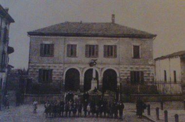 Vecchie scuole medie Ciserano