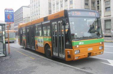 Vecchio Bus 15:a Scanzorosciate