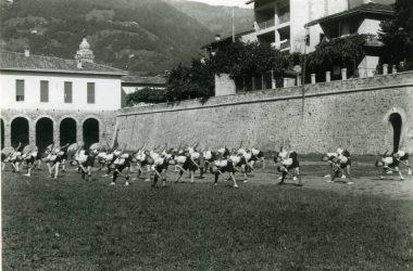Vecchio Campo sportivo Gazzaniga