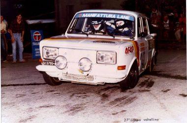 Vecchio Rally di Selvino