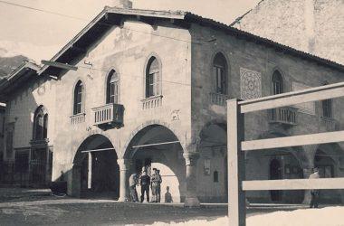 Vecchio comune di Castione Della Presolana