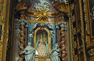 Vertova -Bergamo -Chiesa parrocchiale di santa Maria Assunta