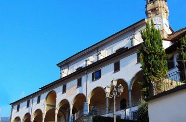 Vertova -Bergamo -Chiesa parrocchiale di santa Maria Assunta bg