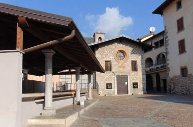 Vertova Bergamo La chiesa di san Lorenzo
