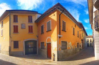 Via Bianchi Caravaggio