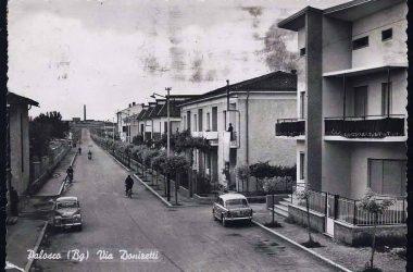Via Donizetti Palosco