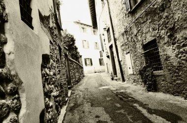 Via G. Rota Rossi Caprino Bergamasco