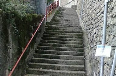 Via Garibaldi Mologno Casazza