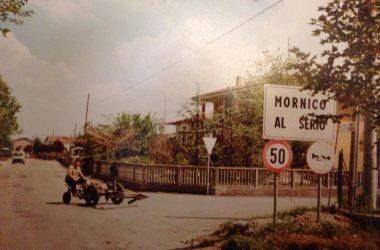 Via Indipendenza Mornico al Serio anni 80