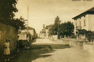 Via Maggiore Presezzo