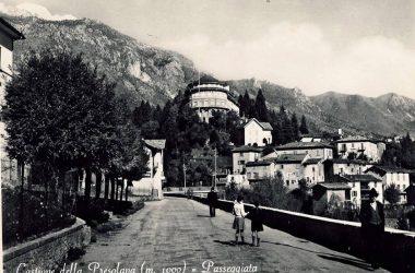 Via Manzoni Castione Della Presolana