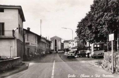 Via Mazzini Gorle