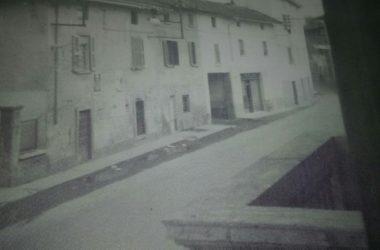 Via Monte Grappa Boltiere nel 1910