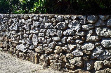 Via Piazzo Remo Ponti sculture albino