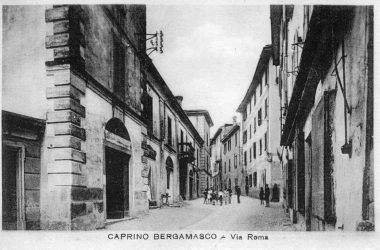 Via Roma Caprino Bergamasco