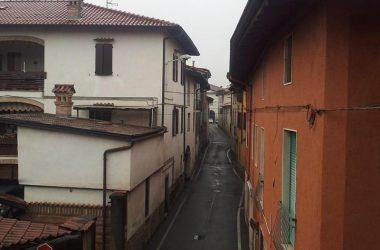Via San Giorgio Bonate Sotto
