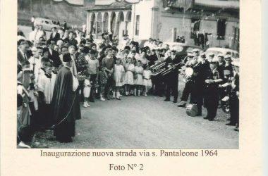 Via San Pantaleone Scanzorosciate