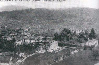 Via Valverde e Vallesse Bergamo