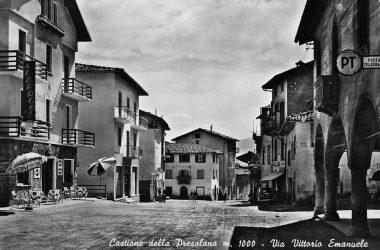 Via Vittorio Emanuele Castione Della Presolana