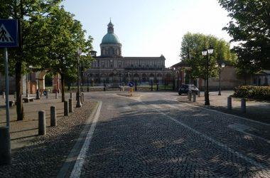 Via del Santuario Santa Maria del Fonte Caravaggio