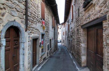 Via di Almenno San Salvatore