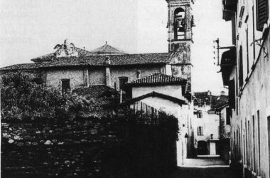 Via roma Immagini storiche Presezzo