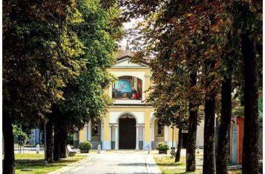 Viale Santuario Santa Maria Annunciata - Verdello