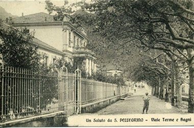 Viale Terme San Pellegrino Terme