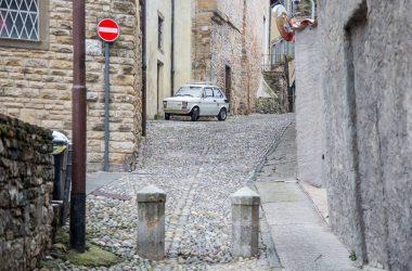 Vicoli Bergamo alta