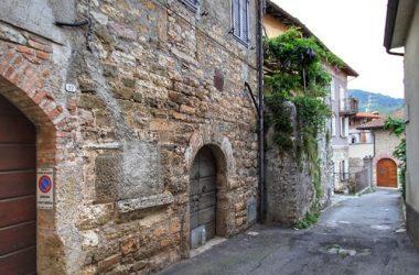 Vie di Almenno San Salvatore Bergamo