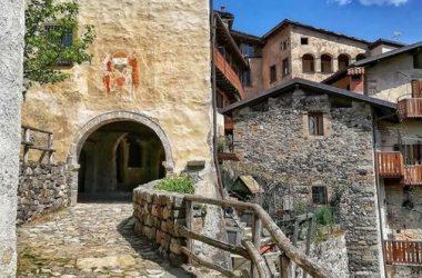 Vie di Camerata Cornello Bergamo