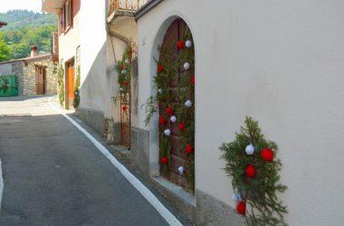 Vie di Parzanica in festa per San Rocco
