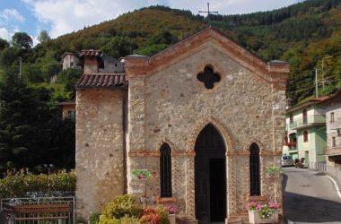 Vigolo-Bergamo- chiesa di San Rocco, risalente al XVII secolo