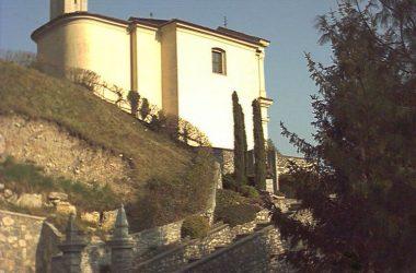 Vigolo Il Santuario alla dedicato Madonna di Loreto