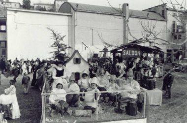 Villa d'Adda fine anni 80