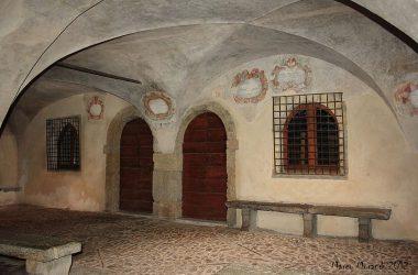 Vilminore , Palazzo Pretorio dell'antica Repubblica di Scalve