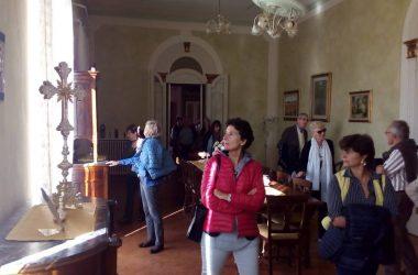 Visite al Castello Oldofredi a Calcio (BG)