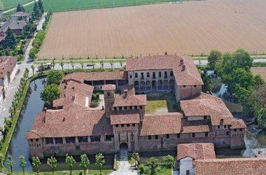 Vista Castello di Pagazzano