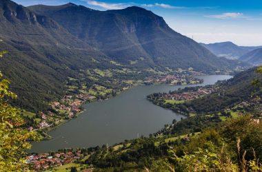 Vista Lago e Ranzanico