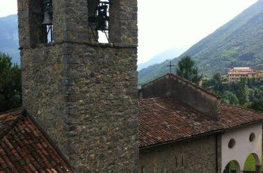 Vista chiesetta Ranzanico