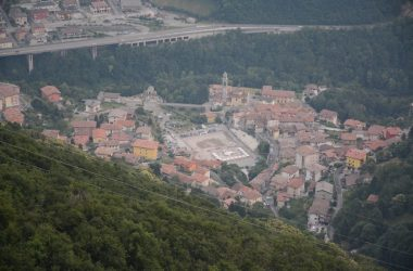 Vista da Monte Ubiale