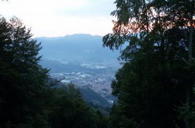 Vista da Orenga - Gandino