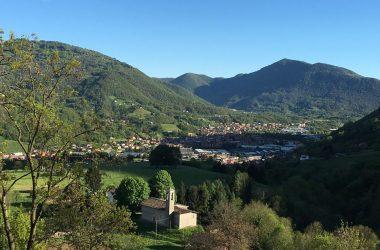Vista da San Rocco Gazzaniga