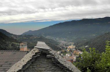 Vista di Locatello