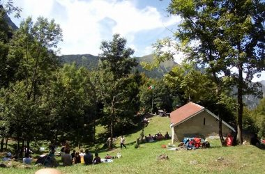 XXV° Baita foier - Riconoscimento del faggio secolare Cassiglio
