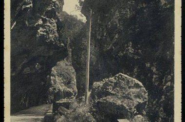ZOGNO BRACCA ORRIDI nella frana del 1941