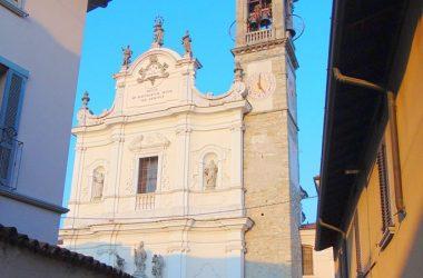 Zanica chiesa parrocchiale San Nicolò vescovo