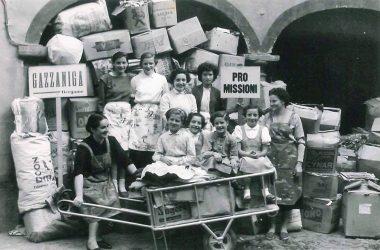 Zelatrici Gazzaniga 1955:57